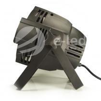 Par 64 com 18 Leds de 15W Penta-LED RGBWA - Bivolt - E-led Brasil