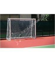 Par de Rede de Futsal Oficial Fio 2 Reforçado - Matrix -