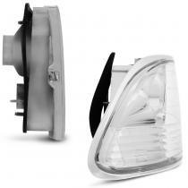 Par Lanterna Traseira Canto + Par Lanterna Porta-Malas Civic 96 a 98 Altezza - Linha Prime