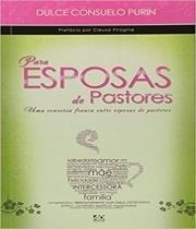 Para Esposas De Pastores - Ad santos