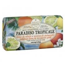 Paradiso Tropicale Lima do Thaiti e Casca de Mosambi Nesti Dante - Sabonete em Barra - 250g - Nesti Dante