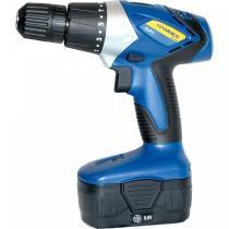 Parafusadeira a Bateria Bivolt PF96 Azul  - Hammer - Hammer