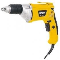 """Parafusadeira elétrica 1/4"""" 550 watts """" - Vonder (220V) - Vonder"""