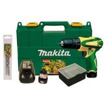 Parafusadeira/Furadeira a Bateria 12v, 3/8, Bivolt - HP2016D - Makita