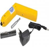 Parafusadeira Reversível sem Fio LBSD01 Bivolt - LB Sat - LB Sat