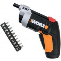 Parafusadeira sem fio 4V Extend - Worx - Worx