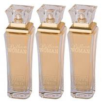 Paris Elysees Billion Woman Leve 3 Pague 2 - Eau de Toilette + Eau de Toilette + Eau de Toilette -