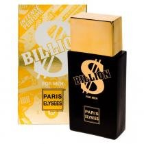 Paris Elysees - Perfume Masculino Eau de Toilette - BILLION - 100ml - Paris Elysses