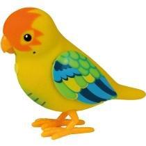 Pássaro Little Live Pets 3567 - Caio Corajoso Amarelo - DTC - DTC