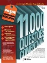 Passe Em Concursos Publicos - 11000 Questoes Comentadas - Saraiva - 1