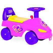 Passo a Passo Pop Rosa Brinquedos Bandeirante - 1012 -