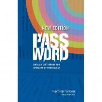Password - English Dictionary For Speakers Of Portuguese - New Edition - Martins - 952910