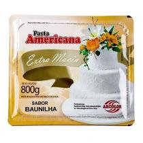 Pasta Americana Sabor Baunilha 800g - Arcolor -
