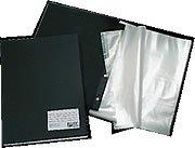Pasta Catálogo Capa Plástica C/Visor 100env 192 Dac - 1