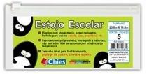 Pasta Chies Zip Bag - Necessaire/Estojo - pcte com 5 unidades 4082-9 -