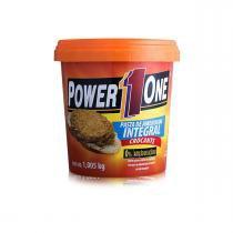 Pasta de Amendoim Crocante 1kg - Power One -