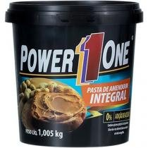 Pasta de Amendoim Integral Tradicional - 1,005Kg - Power 1 One -