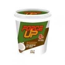 Pasta Integral de Amendoim com Açúcar de Coco - Force UP - 500g -