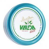 Pastilhas Valda Diet 50g - VALDA