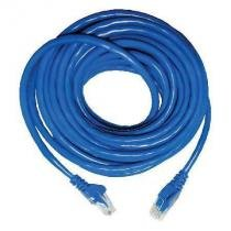 Patch CORD UTP CAT5E 26AWG 10M AZUL - Seccon