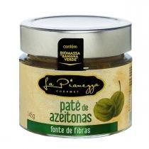 Patê de Azeitonas - La Pianezza - 145grs - La pianezza gourmet fit