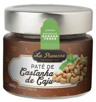 Patê de Castanha de Caju Gourmet La Pianezza 160g -