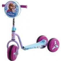 Patinete Disney Frozen 3 Rodas - Bandeirante