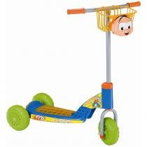 Patinete Infantil Cebolinha com Pisca-pisca 4515 - Magic Toys - Magic Toys