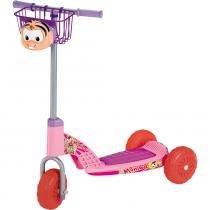 Patinete Infantil Mônica com Pisca-pisca 4516 - Magic Toys - Magic Toys