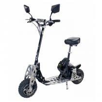 Patinete Motorizado 50cc Motork 2 Marchas Preto Dropboards -