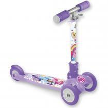 Patinete My Little Pony Twist 3 Rodas 43451 Conthey By Kids - Conthey