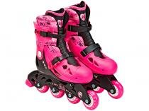 Patins Barbie 8007-6 Nº 33 ao 36 - Fun