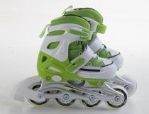 Patins bel sports all style street rollers g (37-40) verde - 37/40 - Bel sports