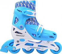 Patins Rollers Snoopy - P (30-33) Azul - 30/33 - BEL SPORTS