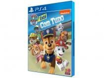 Patrulha Canina para PS4  - Outright Games