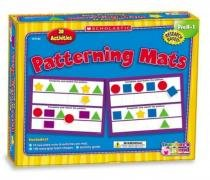 Patterns mats - Scholastic