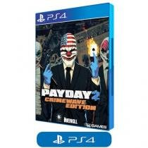 Pay Day 2 Crimewave Edition para PS4 - 505 Games