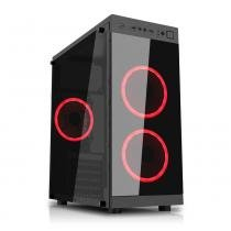 Pc g-fire amd a8 7650k 3.8 ghz 4 gb 1 tb radeon r7 720 mhz integrada computador gamer htg-206 -