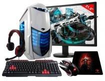 PC G-FIRE AMD A8 9600 8GB 1TB monitor 21,5 Radeon R7 2GB Integrada Computador Gamer GKAC HTG-279 -