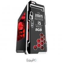 Pc Gamer Intel Core i5 8GB HD 1TB Geforce GTX 1050 Ti 4GB DDR5 EasyPC -