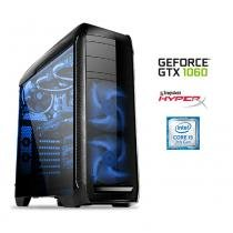Pc gamer intel i5 7400 8gb ddr4 hyperx 1tb gtx 1060 3gb 500w 3green - Bel micro