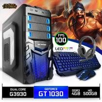 PC Gamer Neologic Nli80349 Intel G3930  4GB (GeForce GT 1030 2GB) 500GB -