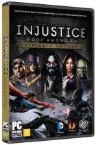 PC INJUSTICE: ULTIMATE ED BR - Tecmo
