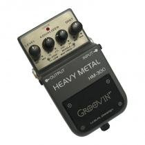 Pedal de Distorção para Guitarra Groovin HM 300 - Groovin
