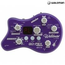 Pedal De Efeito Para Guitarra GO FEX GFX-10  WALDMAN - Waldman