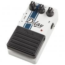 Pedal de Efeitos para Guitarra Delay Branco - Fender - Fender
