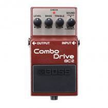 Pedal de Guitarra Boss BC-2 com Efeito Combo Drive - Boss