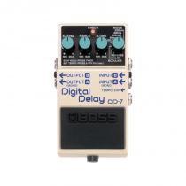 Pedal para Guitarra Boss DD-7 com Efeito Digital Delay - Boss
