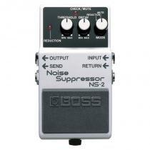 Pedal para Guitarra Boss NS-2 Com Efeito Noise Suppressor - Boss