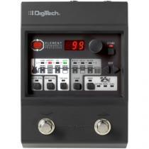 Pedaleira para guitarra bivolt element preta digitech - Digitech